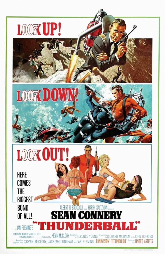 007 Contra a Chantagem Atômica (1965): Rolex Submariner