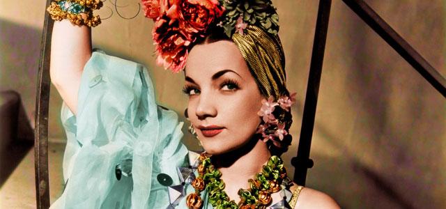 A influência dos balangandãs de Carmen Miranda
