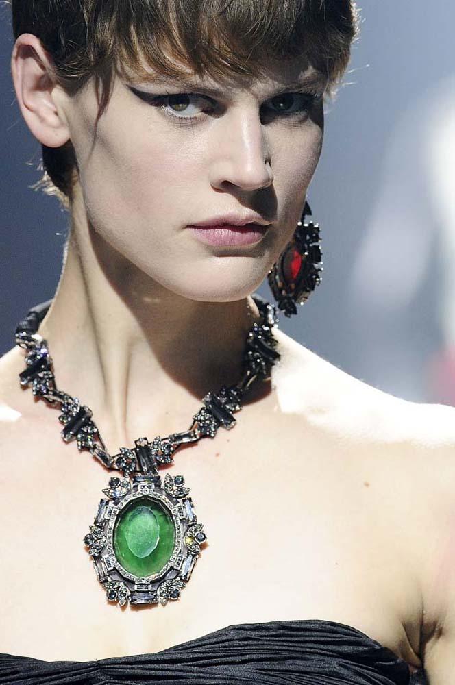 A tendência do mundo das joias no Outono/Inverno 2012