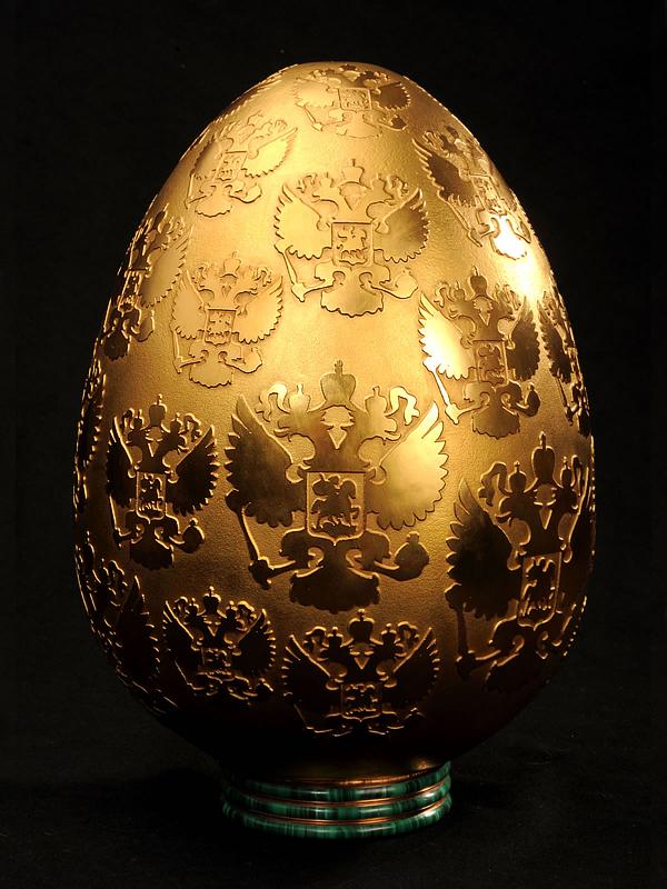 Ovos de Páscoa luxuosos: Conheçam estas joias de chocolate!
