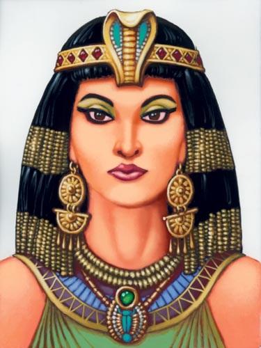 esmeralda Cleopata