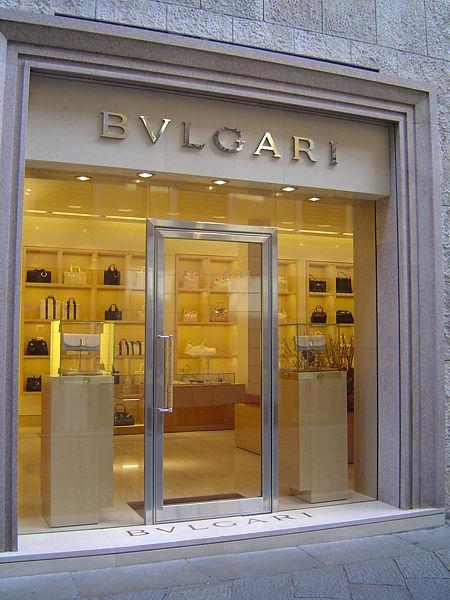 Bvlgari: Classicismo greco-romano com toques italiano