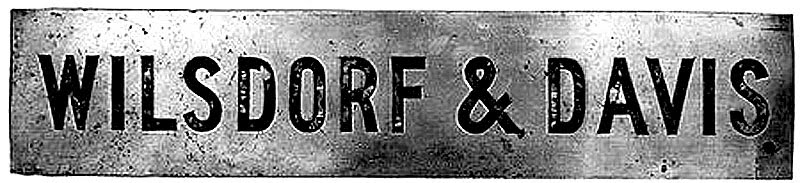 founder-wilsdorf-&-davis