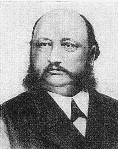 Louis Brandt, fundador da relojoaria precursora da Omega