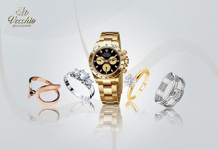Que tal presentear as mulheres da sua vida com joias neste Natal?