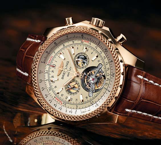 Breitling: o relógio com asas