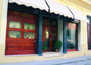 loja museu havana cuervo y sobrinos