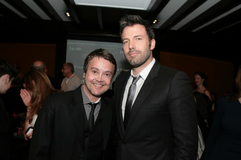 moritz e ben affleck evento eastern congo initiative
