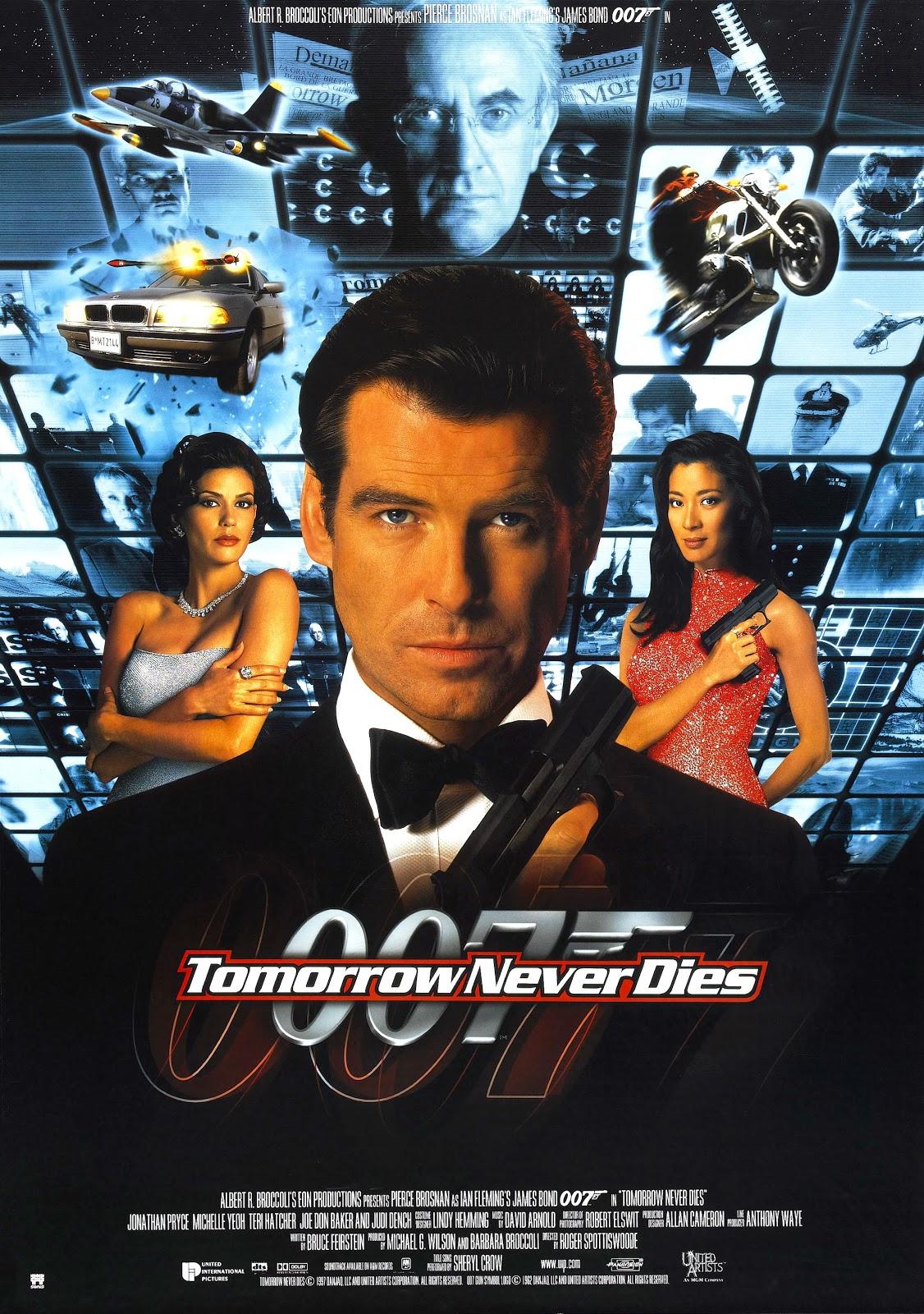 007 Contra Goldeneye: Omega Seamaster