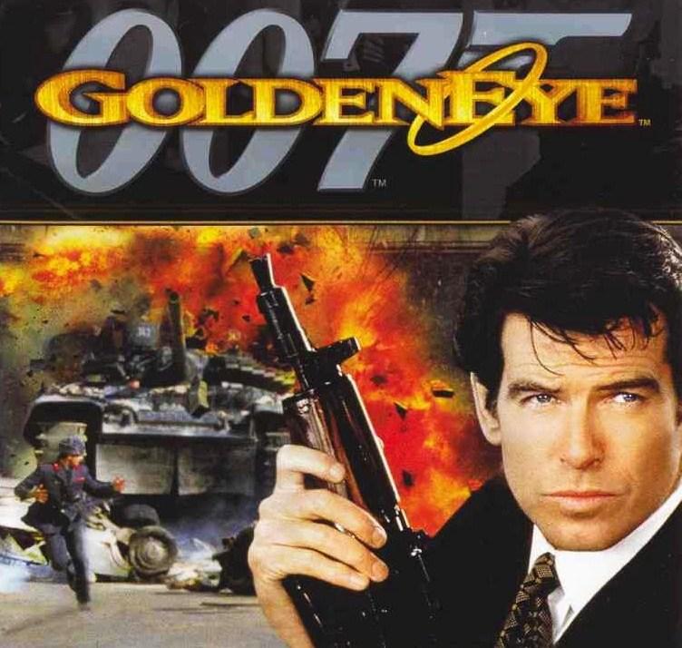 007 contra goldeneye poster
