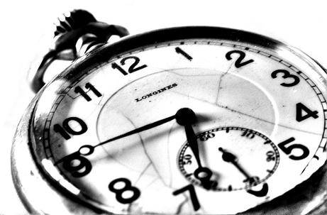 Agosto: mês dos relógios