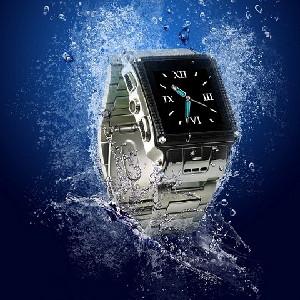Relógios resistentes à água