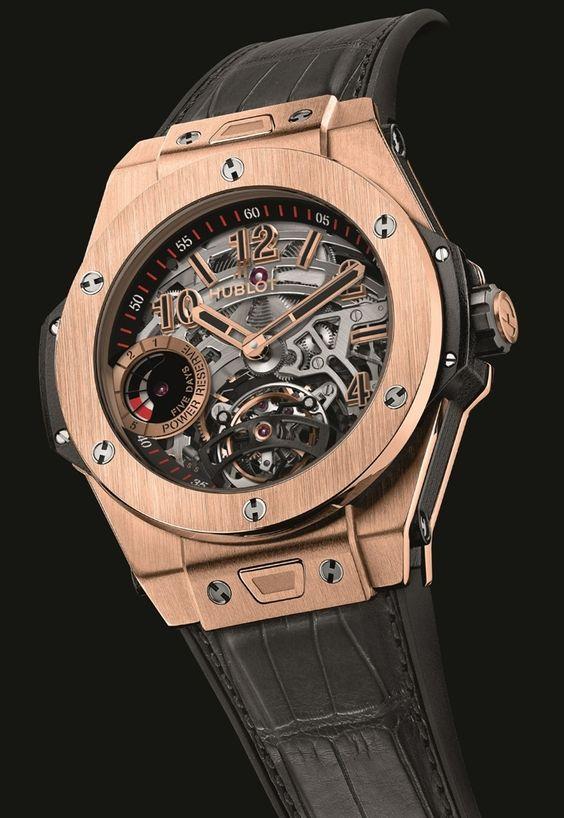 89f31827df6 Os relógios de luxo masculinos mais desejados