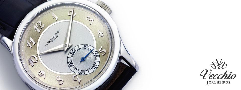 Quanto vale um relógio de luxo usado?